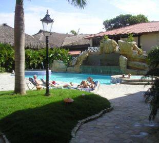 Der 2te Pool Hotel Azzurro Club Estrella (geschlossen)