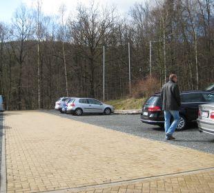 Parkplatz Berghotel Ilsenburg
