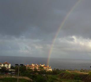 Blick vom Balkon Hotel Riu Garoe