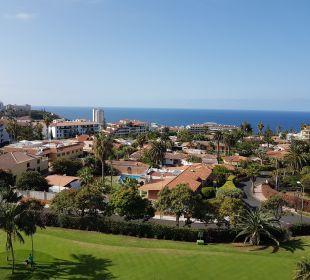 Ausblick von Zimmer 320 Hotel Botanico