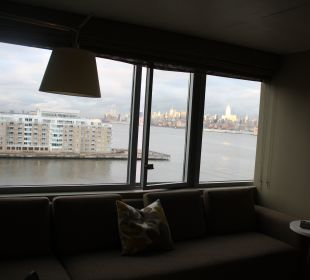 Ausblick Zimmer Hotel Hyatt Regency Jersey City On The Hudson