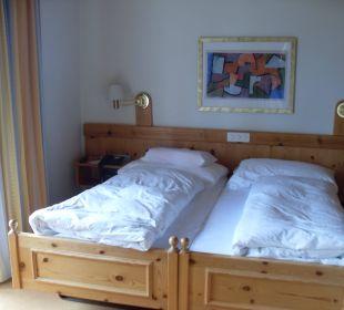 Doppelzimmer mit Balkon Sunstar Alpine Hotel Flims