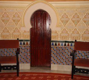 Treppenaufgang Hotel Alhambra Palace