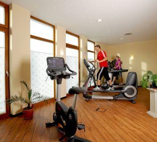 Fitnessbereich Nautic Usedom Hotel & Spa
