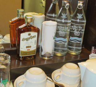 Bar im Zimmer Hotel Wiang Inn