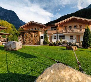 Außenansicht Natur & Aktiv Resort Ötztal (Nature Resort)