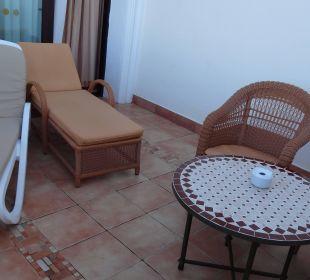 Unsere Terrasse  Gran Tacande Wellness & Relax Costa Adeje