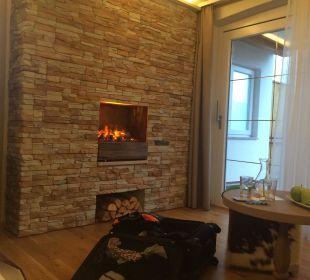 Zimmer mit Kamin Hotel Das Rübezahl