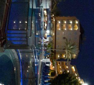 Pool beleuchtet  Hotel Mirador Maspalomas Dunas