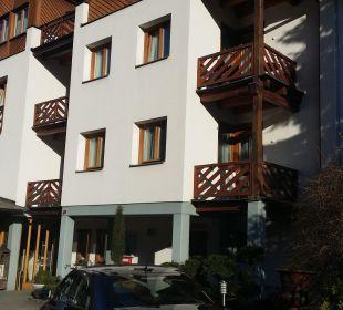 Outside Hotel Urbani Ossiacher See