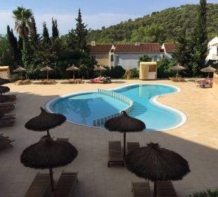 Der untere Pool Hotel Don Antonio