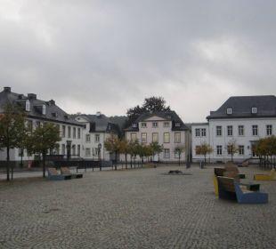 Häuserfront in Arnsberg Hapimag Resort Winterberg