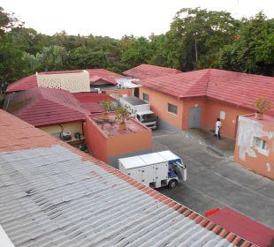 Ausblick vom Zimmer Luxury Bahia Principe Cayo Levantado Don Pablo Collection