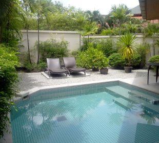 Pool Hotel Dewa Phuket