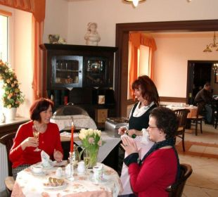 Frühstücksbuffet Apart Hotel Wernigerode