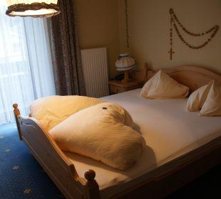 Schlafbereich Gasthof Romantik Krone