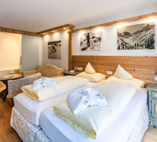 Doppelzimmer Hotel Anemone