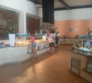Das Restaurand wurde täglich neu dekoriert Hotel BlueBay Villas Doradas