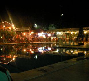 Poolbar@night Blue Lagoon Hotel Oludeniz