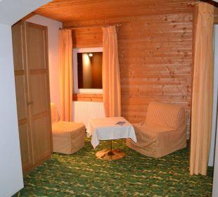 Camera vista interna Hotel Lichtenstern
