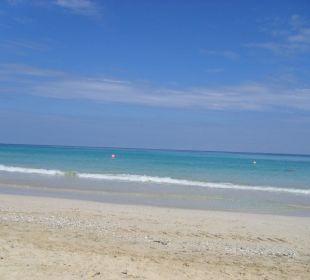 Schöner feinsandiger Strand