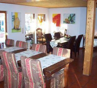 Speiseraum Hotel Via Seminarhaus und Gästehaus