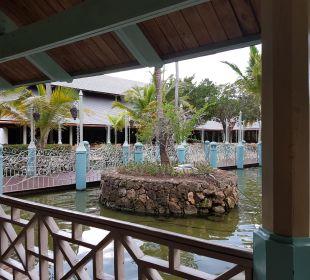Ausblick vom Restaurant  Iberostar Bávaro Suites