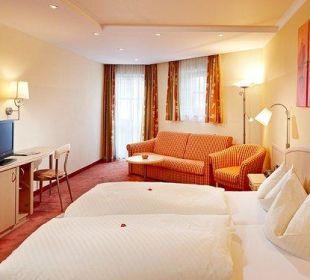 Zimmer im Haupthaus Landhotel Kaserer