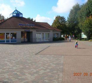 Rezeption Alfsee Alfsee Ferien- und Erholungspark - Ferienhäuser