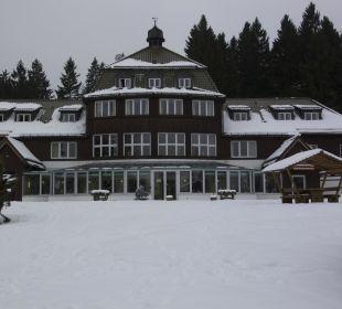 Hotel Harzhaus im Schnee Hotel Harzhaus