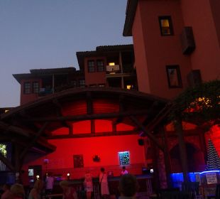 Самое популярное место вечером NOA Hotels Club Sun City