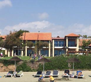 Außenansicht Club Aldiana Zypern