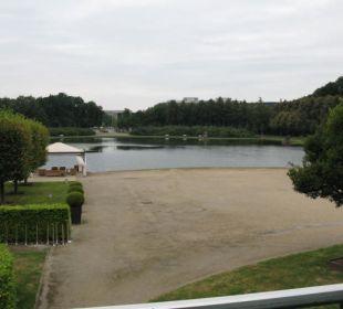 Großzügige Anlage Dorint Park Hotel Bremen
