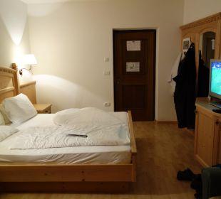 Mein Doppelzimmer Tonzhaus Hotel & Restaurant