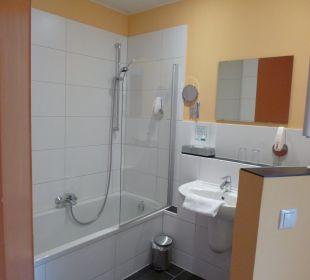 LebensArt-Zimmer_3, integriertes Bad Landgasthaus Blücher