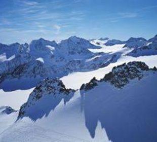 Umgebung vom Alpengasthof Alpengasthof Pension Praxmar