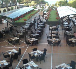 Beim Frühstück Gran Tacande Wellness & Relax Costa Adeje