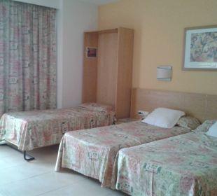 Zimmer Fiesta Hotel Milord