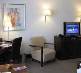 Schönes geräumiges Zimmer Sheraton Carlton Hotel Nürnberg