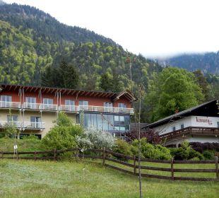 Außenansicht Hotel Landhaus Knura