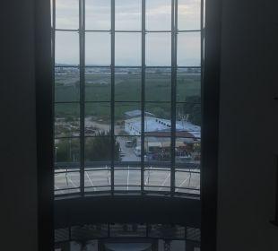 Ausblick Hotel Concorde De Luxe Resort