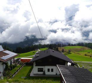Ausblick vom Balkon Richtung Osten Alpengasthof Köfels