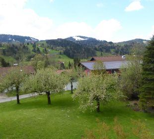 Ausblick Hotel Mühlenhof