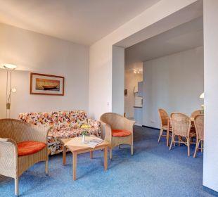 3-Raum-Ferienwohnung Haus Seeblick Hotel Garni & Ferienwohnungen
