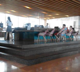 Lobby Bar 24 h geöffnet Sherwood Dreams Resort