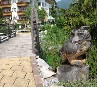 Garten Alpenresort Schwarz