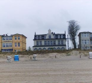 Strandspaziergang Panorama Hotel Bansin