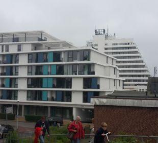 Außenansicht Carat Golf & Sporthotel Residenz