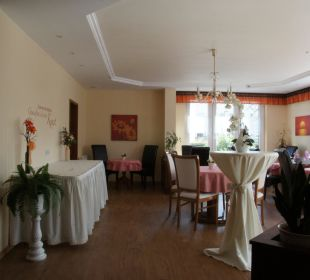 Frühstücksraum ( neu renoviert) Gästehaus Linde
