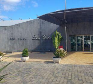 Eingang Hotel Las Costas